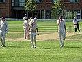 Cambridge University CC v MCC at Cambridge, England 006.jpg