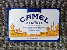 Camel (cigarette) - Wikipedia