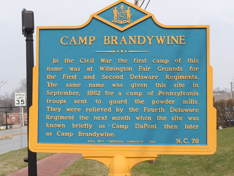 File:Camp Brandywine Historic Marker.jpg