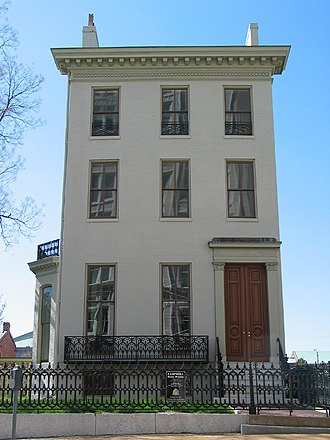 Campbell House Museum - Image: Campbell House Exterior
