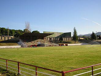 Fabero - Football field of Fabero