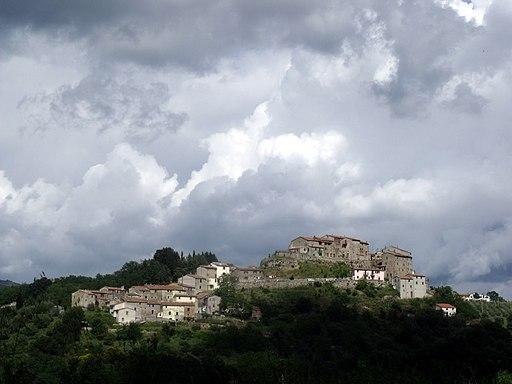 CanaRoccalbegna, panorama