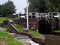 Canal Lock at Etruria - geograph.org.uk - 344859.jpg
