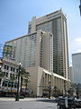 Canal St NOLA CBD Sept 2009 Marriott 2.JPG