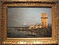 Canaletto, torre di marghera, olio su tela, 31,5x46,2 cm, coll privata.JPG