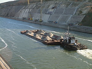 Danube–Black Sea Canal - Danube – Black Sea Canal
