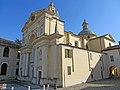 Cappella ducale di San Liborio (Colorno) - facciata e lato nord-ovest 2019-06-20.jpg