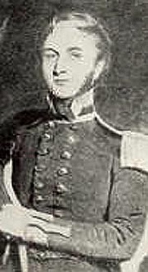 John Clements Wickham - Image: Captain John Wickham