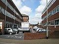 Car park behind the North Devon Hospice Shop - geograph.org.uk - 939115.jpg