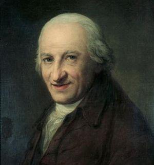 Carl Friedrich Christian Fasch - Carl Friedrich Christian Fasch, portrait by Anton Graff