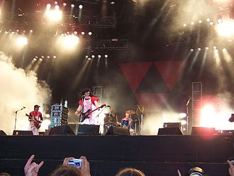 Wacken Open Air - Carnivore performing live at W:O:A 2006