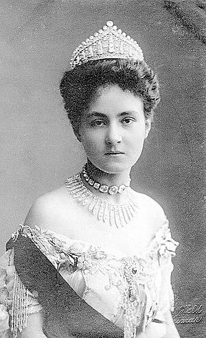 Princess Caroline Reuss of Greiz