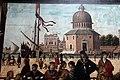 Carpaccio, storie di s.orsola 01 Arrivo degli ambasciatori inglesi alla corte del re di Bretagna, 1495 circa, 08.JPG