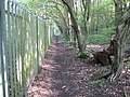 Carpenders Park, Footpath to Watford Heath - geograph.org.uk - 1272173.jpg