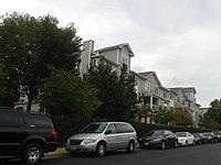 Cars and condos, Fair Lakes CDP, Fairfax County, VA.jpg