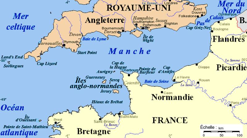 File:Carte de la Manche.png
