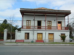 Hodgkinson House in Graneros (2012).