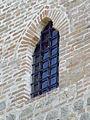 Casa di Francesco Petrarca, esterno, finestra (Arquà Petrarca).JPG