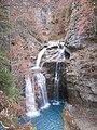 Cascada de la Cueva , Parque Nacional de Ordesa , Huesca . - panoramio.jpg