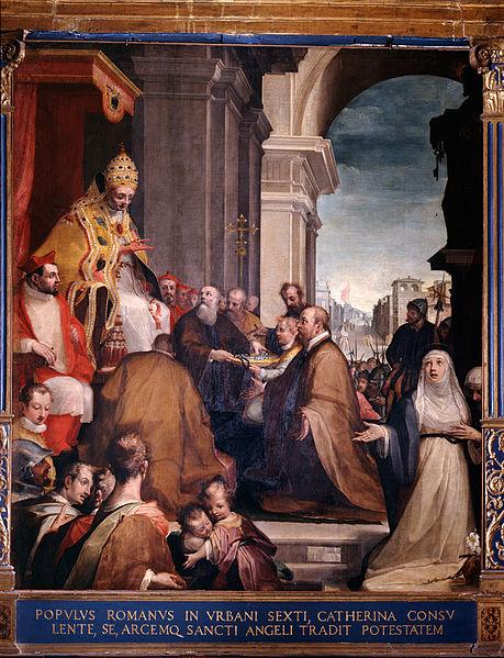 Urbanus VI, Pope.