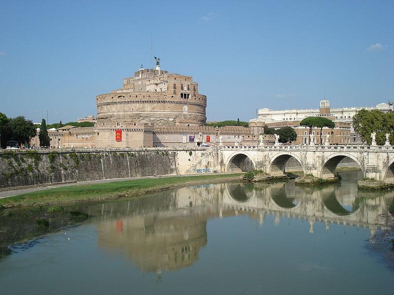 ファイル:Castel Sant'Angelo Rome.jpg