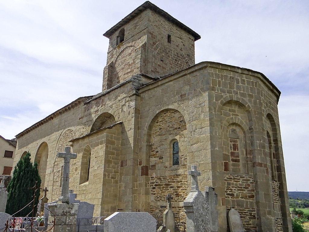Castelnau-Pégayrols - Église Notre-Dame -02.JPG