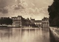 Castle reflecting in the water by Gustave Le Gray.tif