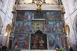 Catedral De Nuestra Senora De Saint Bertrand De Comminges
