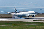 Cathay Pacific Airways, B777-300, B-KPX (18377198665).jpg