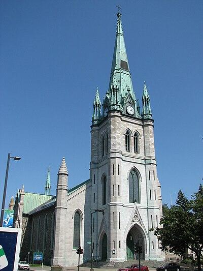 Assumption Cathedral, Trois-Rivières