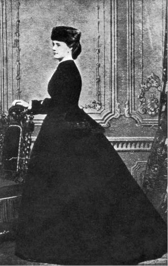 Catherine Walters - A photograph of Catherine Walters