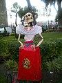 Catrina en Zócalo de Puebla.jpg