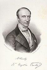 Mari matematicieni; Cauchy_Augustin_Louis