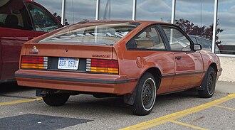 Chevrolet Cavalier - 1982–1985 Chevrolet Cavalier Type 10 Hatchback