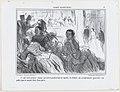 Ce qui nous prouve comme quoi il est... inutile..., from Croquis Dramatiques, published in Le Charivari, May 23, 1857 MET DP876645.jpg