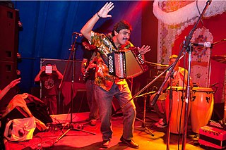 Celso Piña Mexican professional singer, composer, arranger, and accordionist