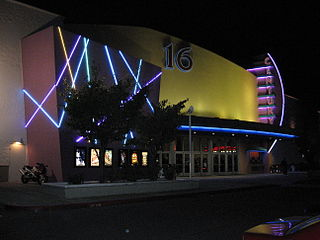 Century Theatres Movie theater chain in the western United States