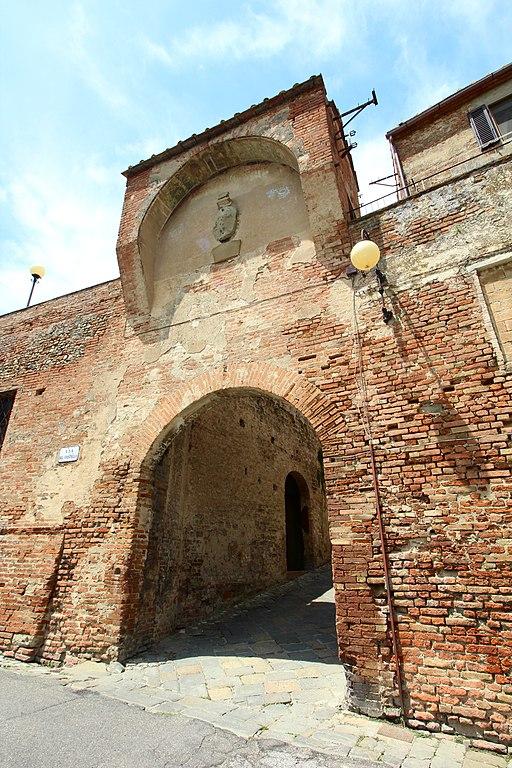 Certaldo, Porta del Sole