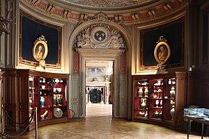 Château de Chantilly-Antichambre de la salle des gardes-20120917.jpg
