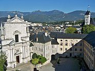 Château des Ducs de Savoie - Chambéry