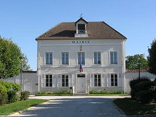 Châtenay-sur-Seine Commune in Île-de-France, France
