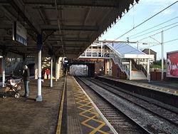 Chadwell Heath stn fast platforms look east 2013.JPG