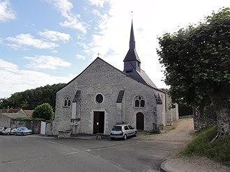 Chailles - Church of Saint-Martin