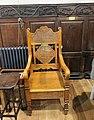 Chair of Eisteddfod Horeb, Llansannan; 1926.jpg