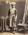 Chamarajednra Wadiyar X of Mysore1877.jpg