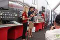 Champion meet-n-greet Katherine Legge and Liza Markle wide SPGP 24March2012 (14513026440).jpg