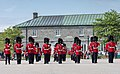 Changing the Guard ceremony in Québec during the summer 04.jpg