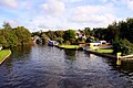 Channel off the River Bure to houses - geograph.org.uk - 2256738.jpg