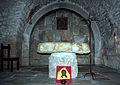 Chapel in 6th Station (Via Dolorosa).JPG