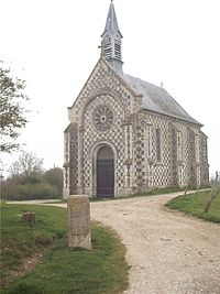 Image illustrative de l'article Chapelle Saint-Valery de Saint-Valery-sur-Somme